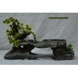 Piedra de Decoración Bonsai
