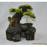 Cueva de Decoración Bonsai